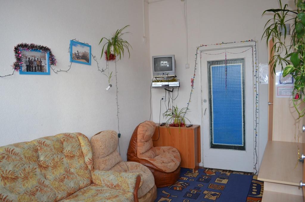 Групповая комната старшего интерната
